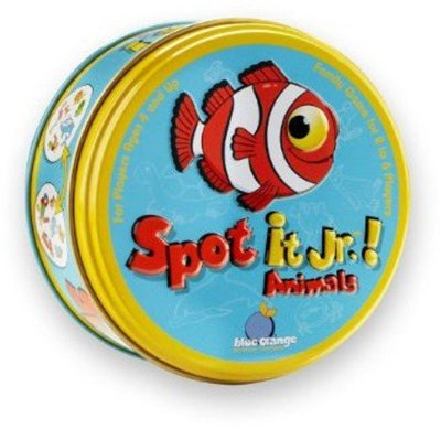 Asmodee Spot It! Jr. Animals