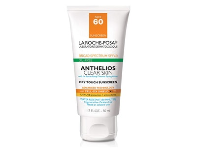 La Roche-Posay Anthelios Clear Skin Sunscreen SPF 60