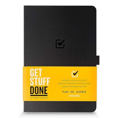 Get Stuff Done Productivity Journal