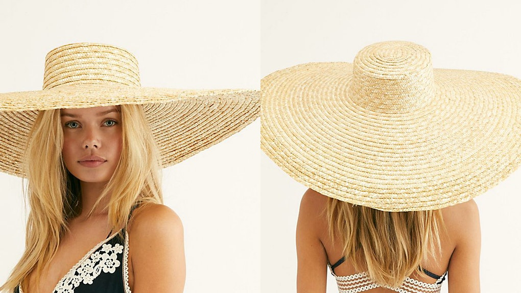 5c36d5b6 10 Floppy Hats For Summer 2019 That'll Throw The Perfect Amount Of Shade