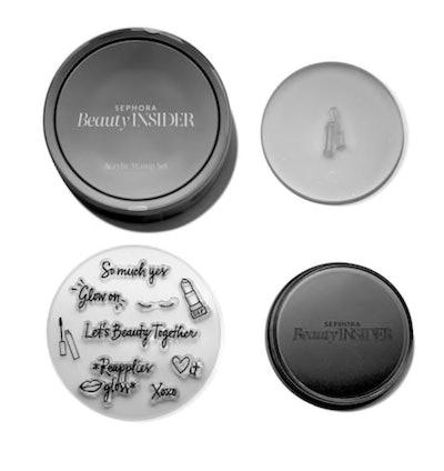 Beauty Insider Stamp Set