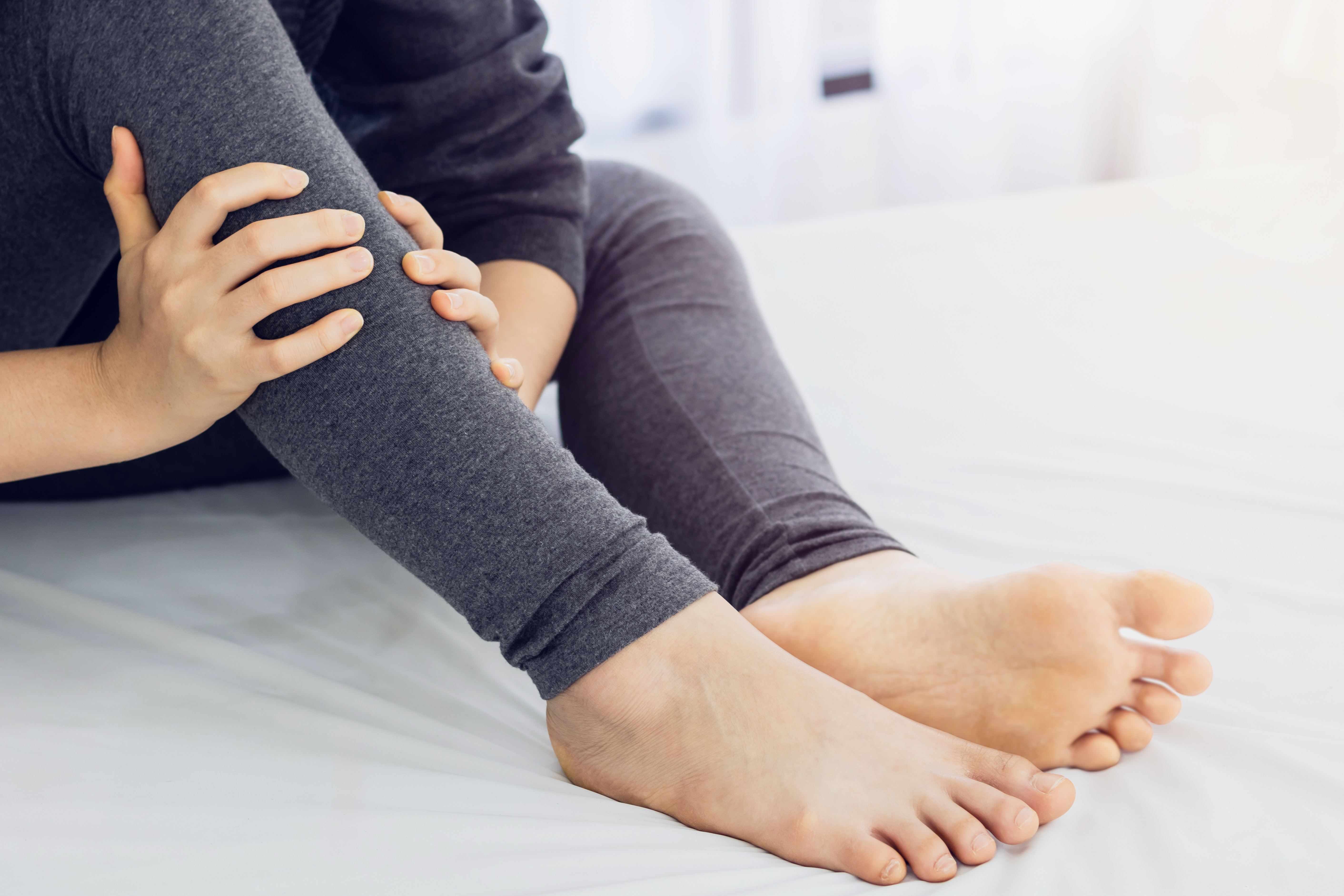 Why Do I Wake Up With Leg Cramps? Doctors Are Still Baffled By This One