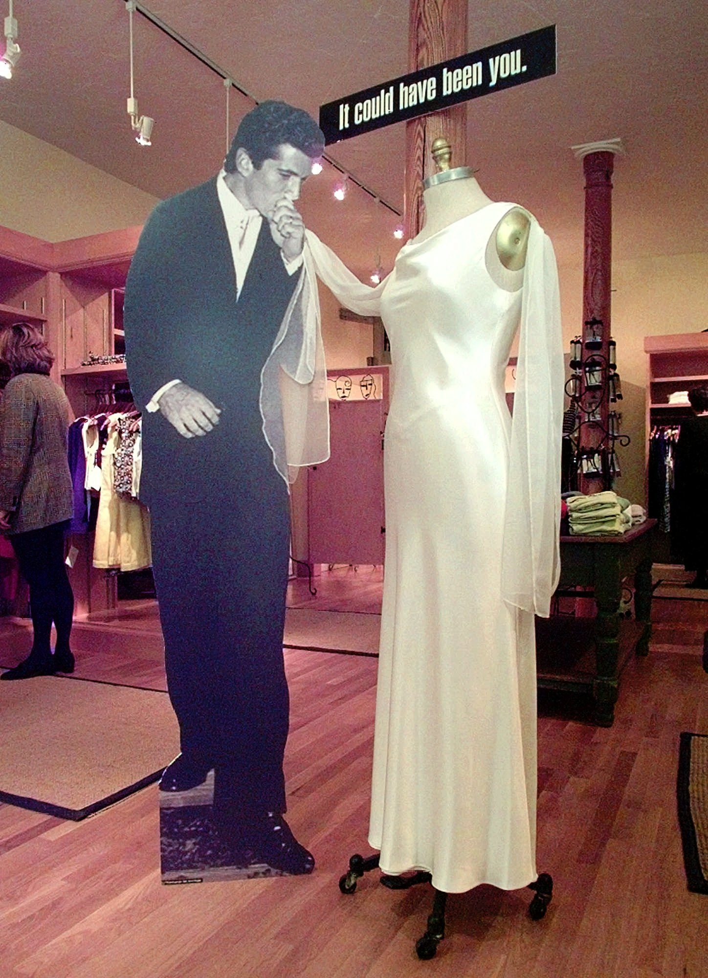 6 Wedding Dresses Like Carolyn Bessette Kennedy S That Are Perfect