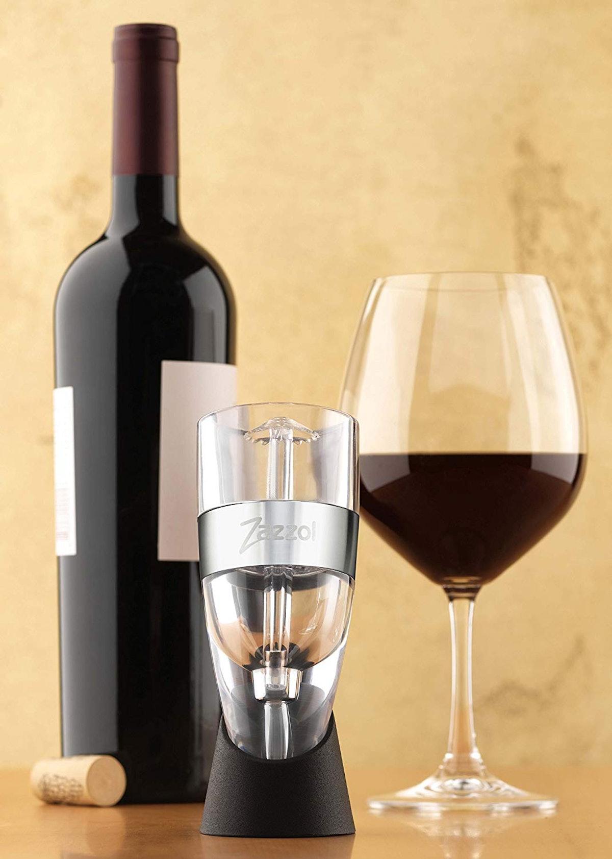 Zazzol Wine Aerator Decanter