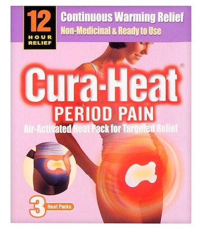Cura-Heat Period Pain