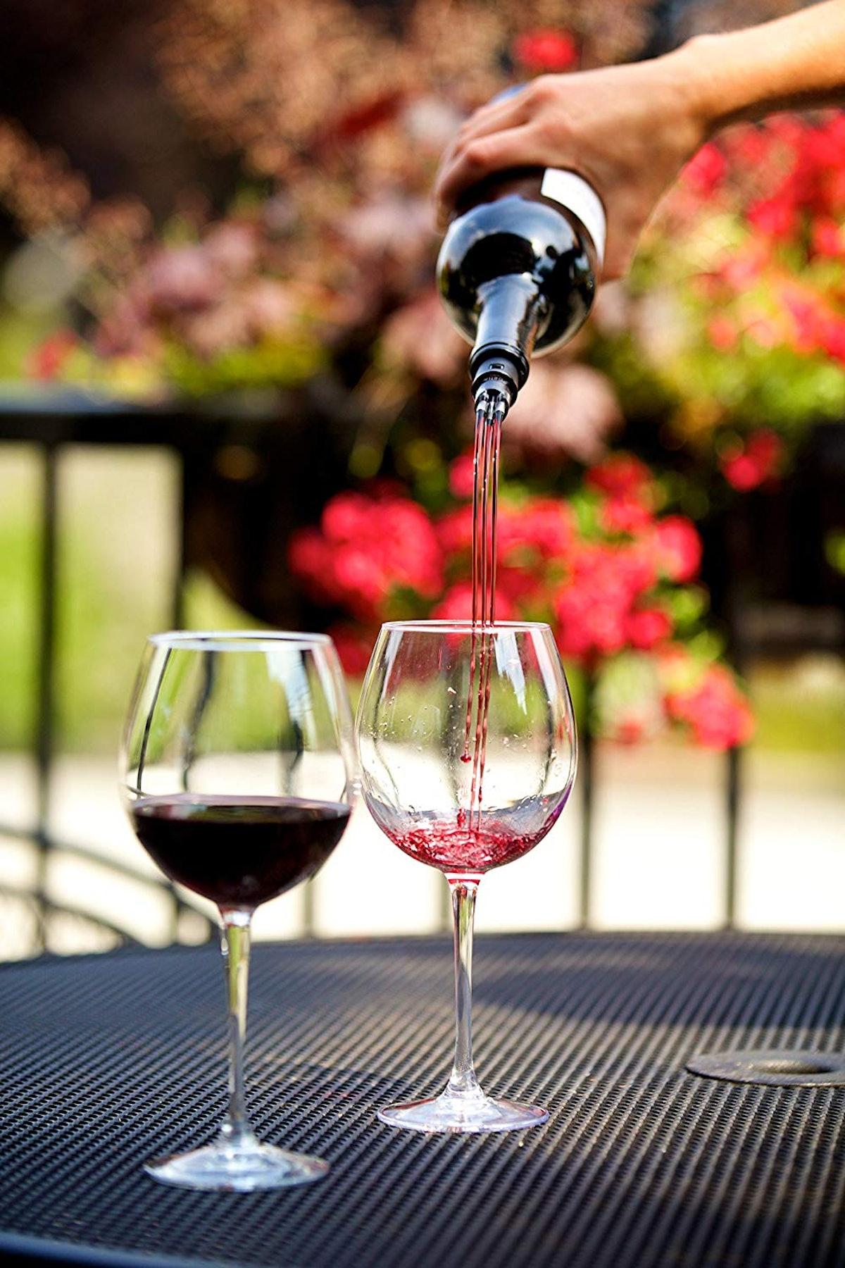 TRIbella Classic Drip-Free Wine Aerator