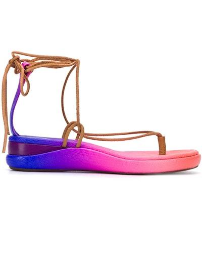 Gradient Sandals