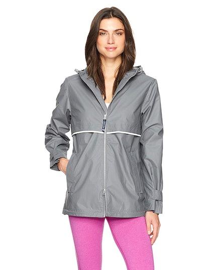 Charles River New Englander Waterproof Rain Jacket (XS-3X)