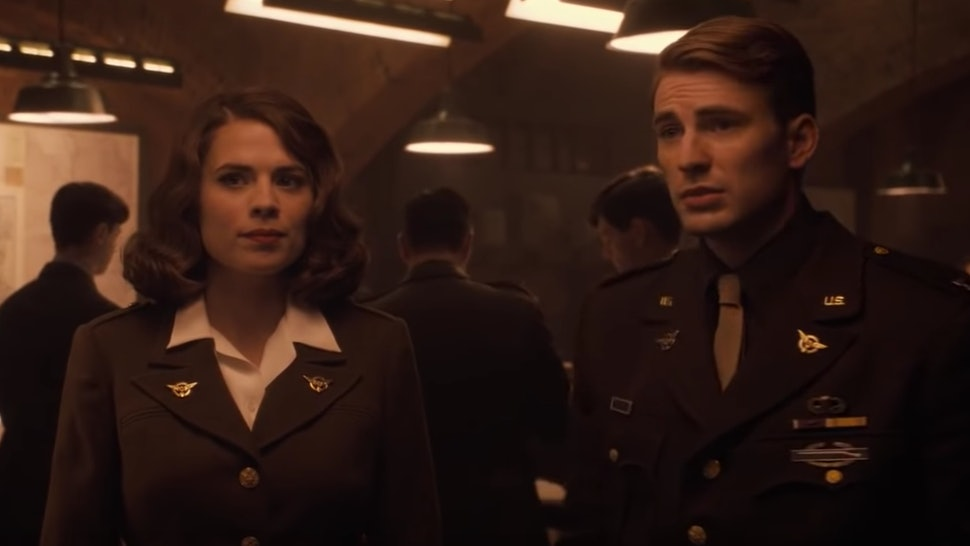 Do Steve & Peggy Have Kids In The Comics? The MCU Definitely