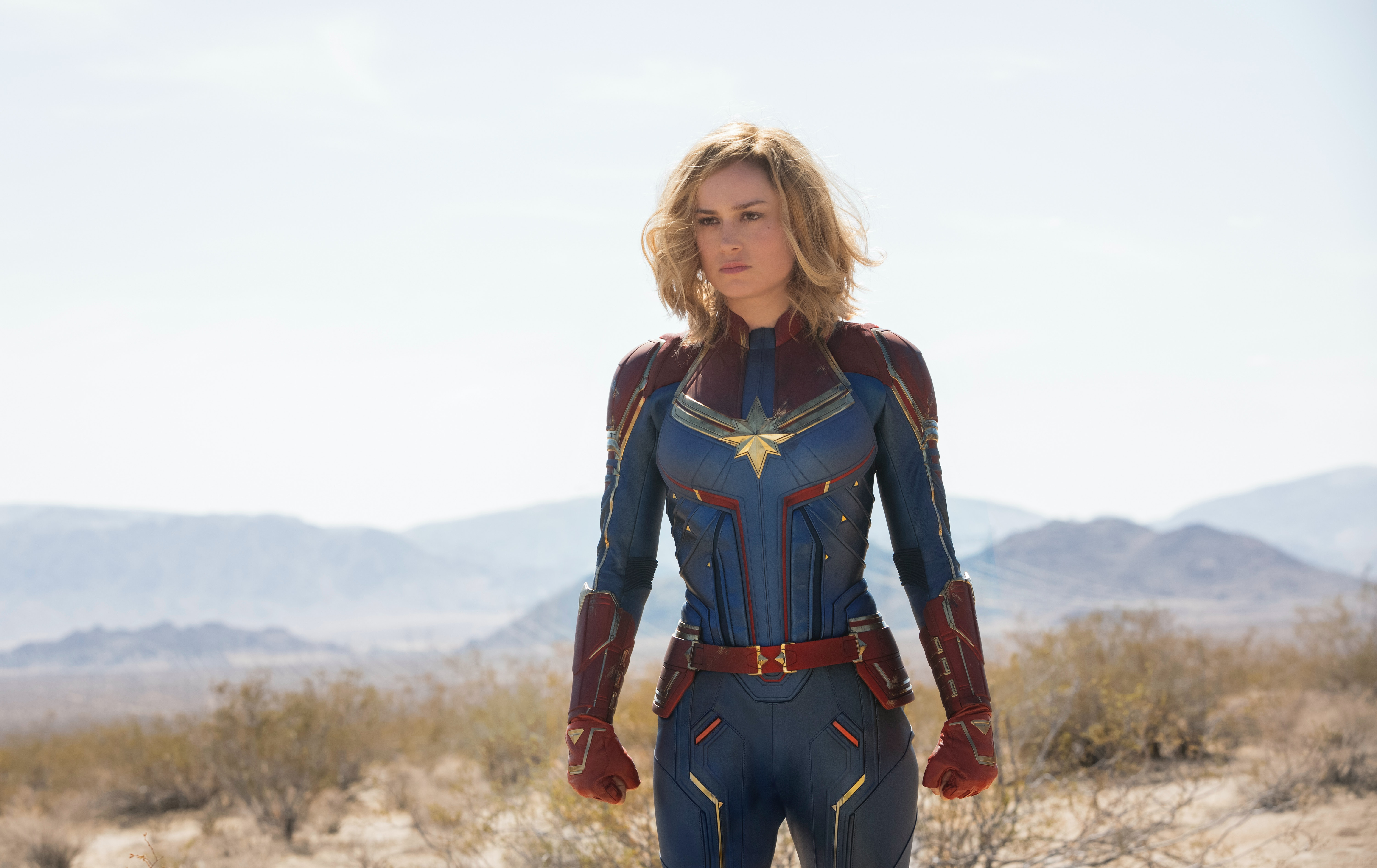 Captain Marvel S Endgame Haircut Make A Major Statement Fans Are On Board