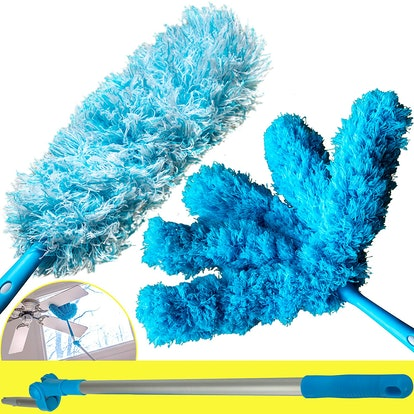 The Mop Mob Extendable Microfiber Duster
