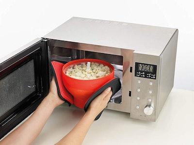 Lékué Microwave Popcorn Popper