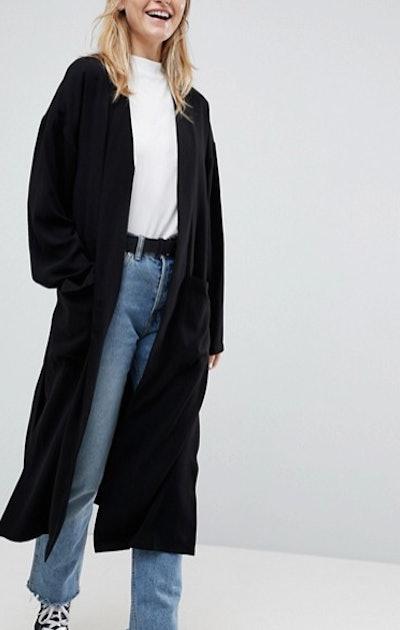 Soft Duster Coat