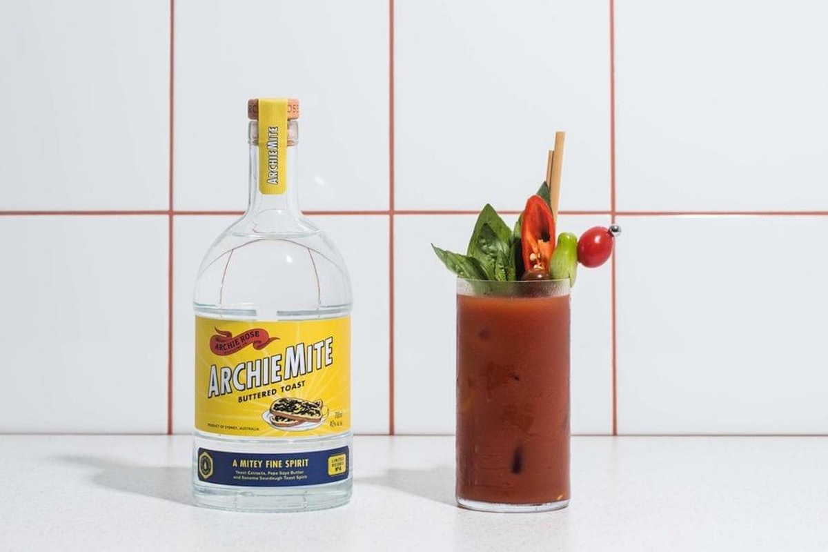 Vegemite Liqueur Is Here For Anyone Who's Been Craving A Vegemite-Flavored Cocktail