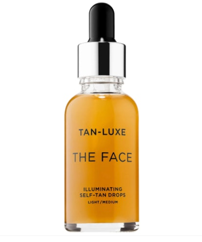 Tan-Luxe The Face Illuminating Self Tanning Drops