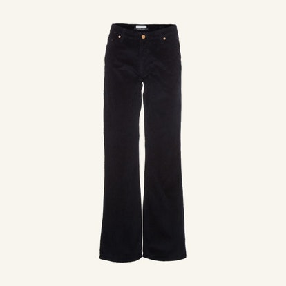 Apollo Cord Jeans in Navy