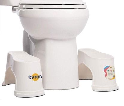Evron Stackable Toilet Stool