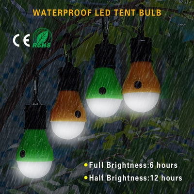 Doukey Camping Lights (4 Pack)