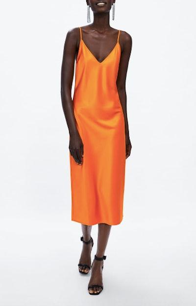 Premium Slip Dress