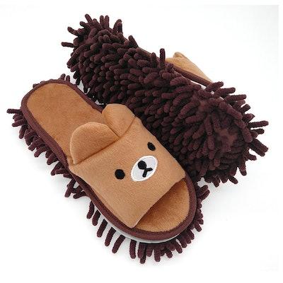 Selric Microfiber Mop Slippers