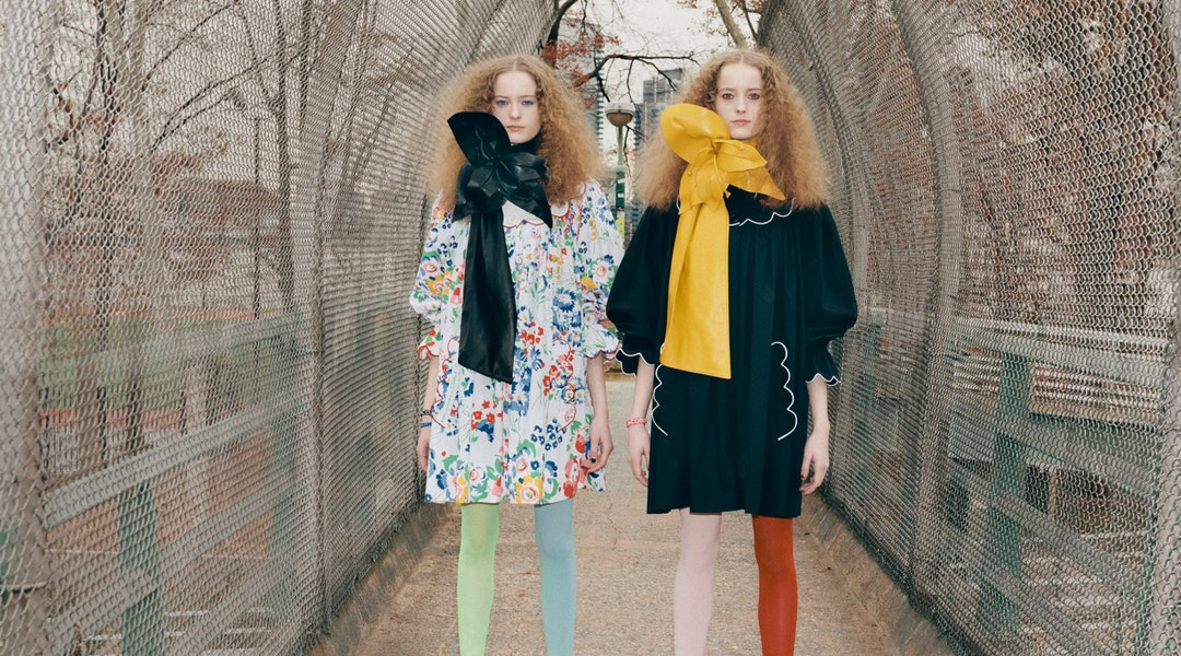 quality design 6fce2 f54fd Marc Jacobs' New Line, The Marc Jacobs, Just Launched ...