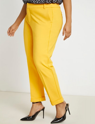 9-to-5 Ankle Cuff Work Pants