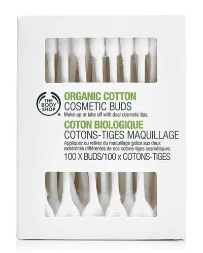 Organic Cotton Cosmetic Buds