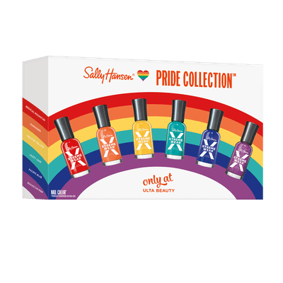 Sally Hansen x GLAAD Xtreme Wear Pride Nail Color Collection