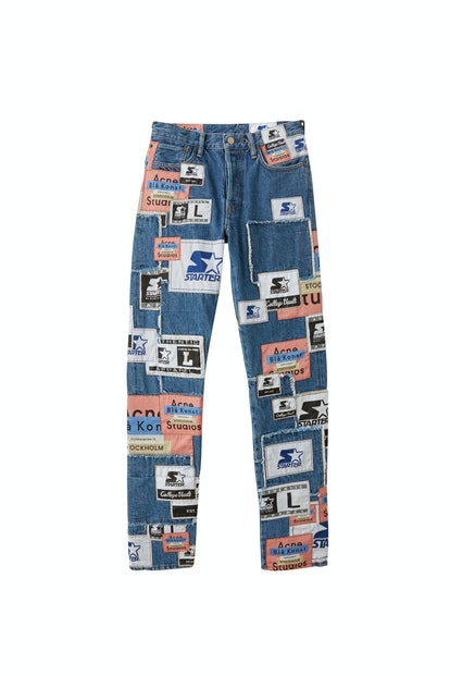 Classic jeans mid blue