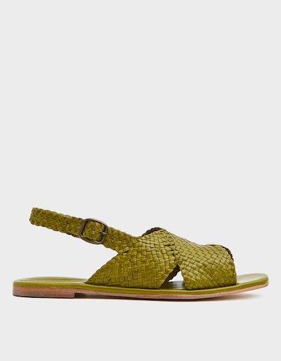 Mila Woven Sandals