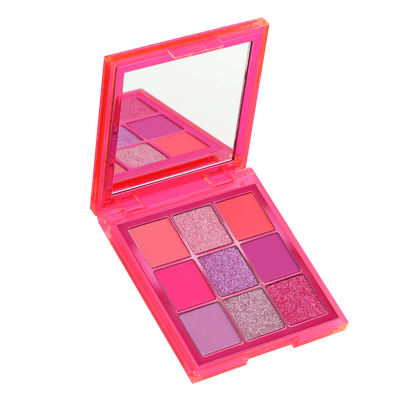 Neon Obsessions Palette in Neon Pink