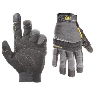 Custom Leathercraft Flex Grip Work Gloves