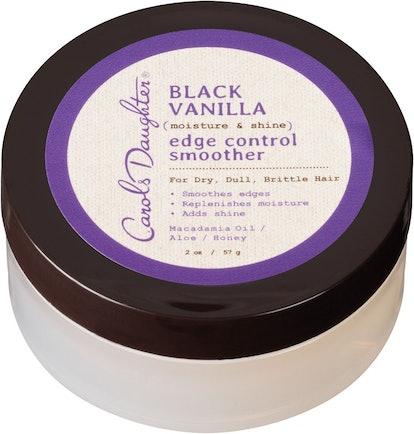 Black Vanilla Moisture & Shine Edge Control Smoother