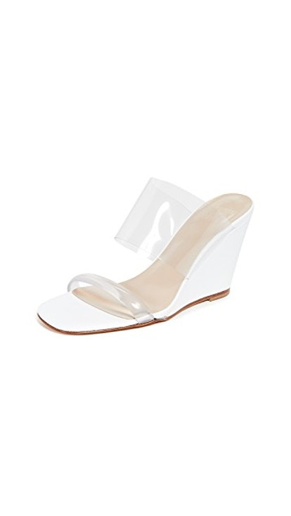 Olympia Wedges