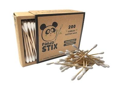Panda Stix Bamboo Cotton Buds