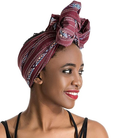 Gemazon Collection Print Head Wrap & Scarf