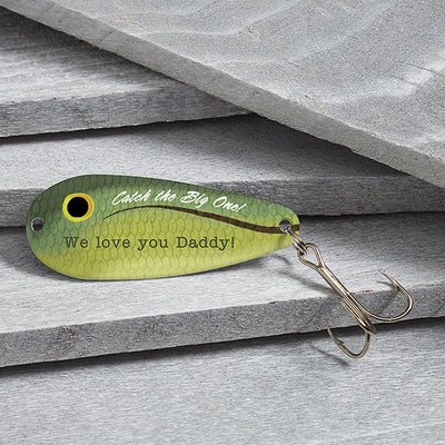 Big Catch Personalized Fishing Lure