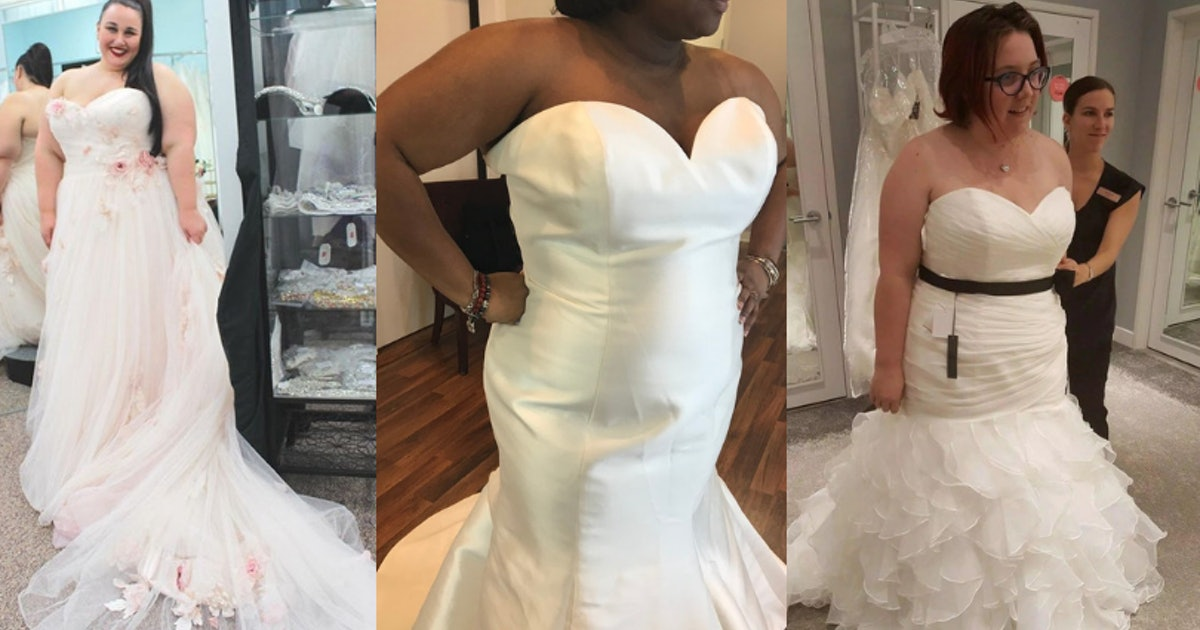 15 Plus Size Brides On What They Wish They Would Have Known ...