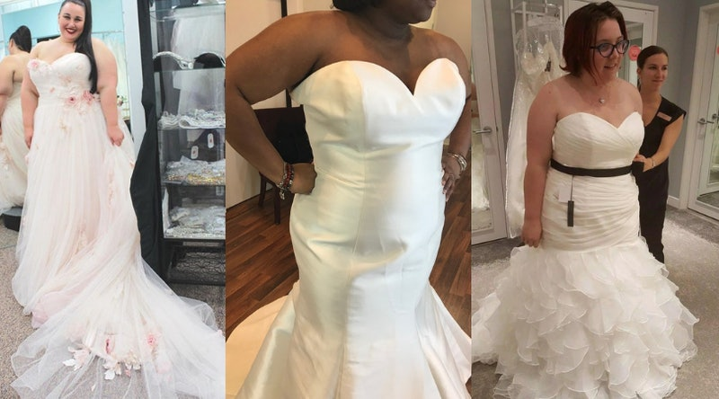 15 Plus Size Brides On What They Wish They Would Have Known Before Going Wedding Dress Shopping