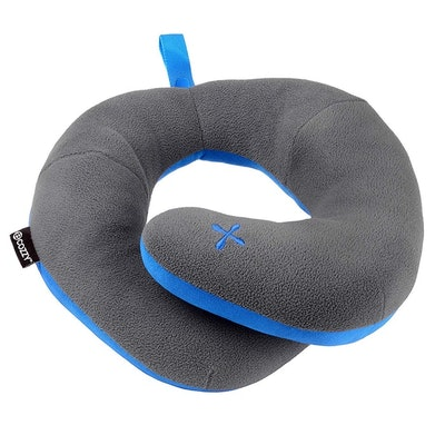 BCOZZY Chin-Supporting Travel Pillow