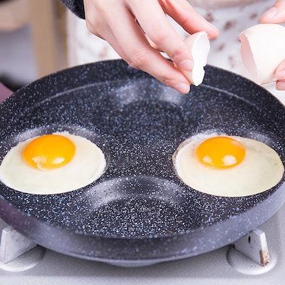 MyLifeUNIT Nonstick Aluminum Egg Frying Pan