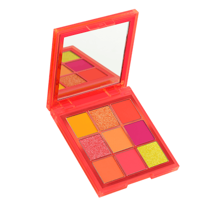 Neon Obsessions Palette in Neon Orange