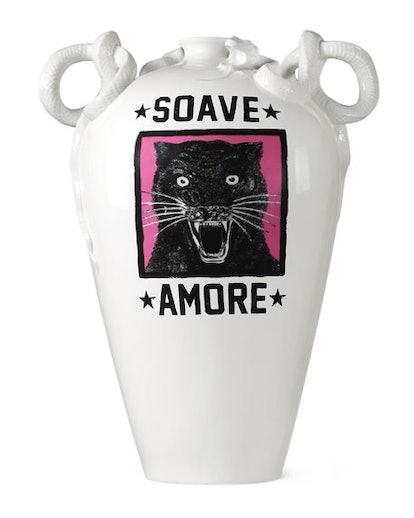 Gucci Snake Soave Amore Porcelain Vase