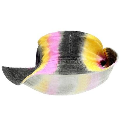 Tie-Dye Denim Hat