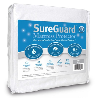 SureGuard Mattress Protector (Twin)