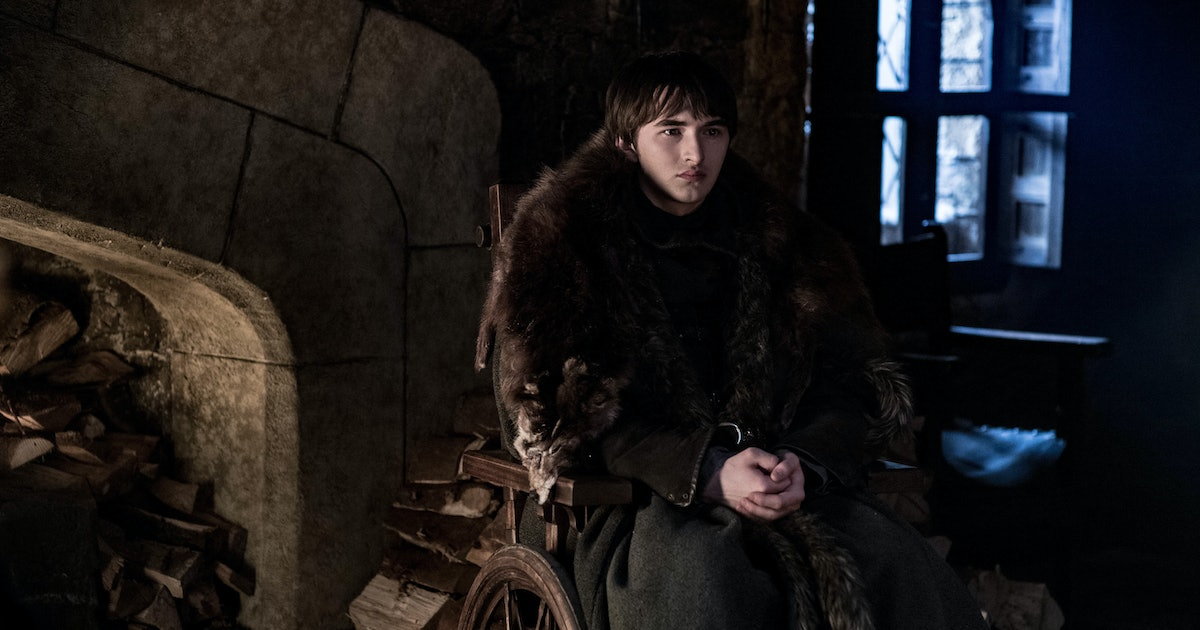 'Game Of Thrones' King Bran Twist Came From George R.R. Martin, According To Isaac Hempstead Wright
