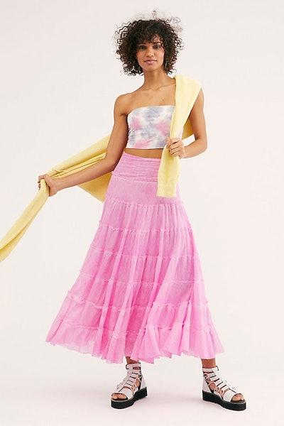 Stuck In A Moment Skirt