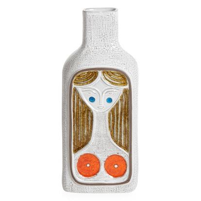 Glass Menagerie Lady Vase