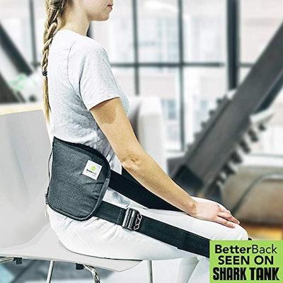 BetterBack Lower Back Posture Support Belt