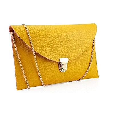 Amaze Fashion Envelope Clutch Crossbody Purse